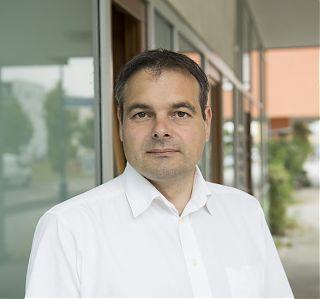 Dr. Jacco van de Streek - Portrait